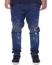 Jeans & Pants - Moto Denim Jean (B&T)