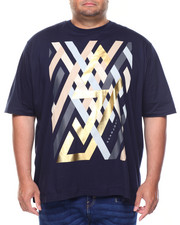 Men - S/S Cuban Exchange Graphic Tee (B&T)