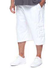 Shorts - Twill Cargo Shorts (B&T)