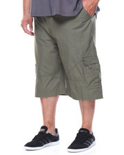 Men - Poplin Cargo Shorts (B&T)