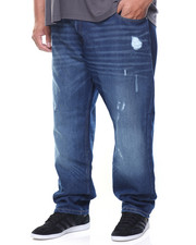 Men - Rip & Repair Denim Jean (B&T)