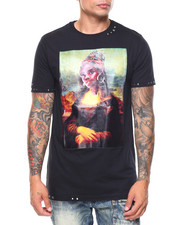 Men - S/S Mona Lisa Tee
