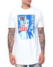 Men - S/S Life Graphic Tee