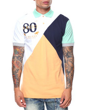 Short-Sleeve - S/S Levels Colorblock Polo