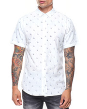 Button-downs - S/S Sail Boat
