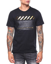 Shirts - Embossed Gold Foil Tee