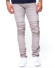 Men - Rip & Repair Knee Pants