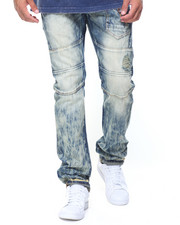 Jeans & Pants - Pocket Detailed Crown Jeans