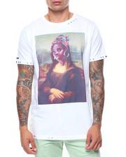 Men - S/S Mona Lisa Tee