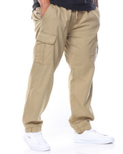 Jeans & Pants - Stretch Washed Cargo Jogger (B&T)