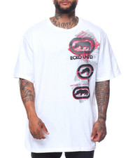 Men - S/S 3 Rhino Logo Tee (B&T)