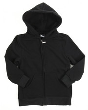 Sizes 8-20 - Big Kids - Heavyweight Fleece Zip L/S Hoody (8-20)