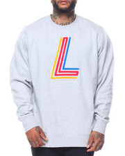 Men - LRGroup Crew Neck Sweatshirt (B&T)