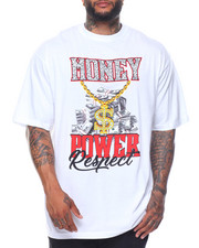 Men - Money Power Respect S/S Tee (B&T)