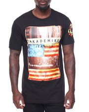 Men - S/S Americana Graphic Tee