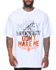 Men - I Make Money  S/S Tee (B&T)