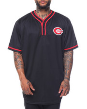 Jerseys - Cheddar Chasers S/S Baseball Jersey (B&T)