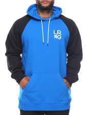 Men - Research Raglan Pullover Hoodie (B&T)