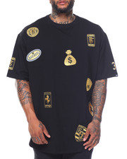 Men - Multi Patch S/S Tee (B&T)