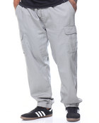 Stretch Washed Cargo Jogger (B&T)