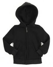 Sizes 2T-4T - Toddler - Heavyweight Fleece Zip L/S Hoody (2T-4T)