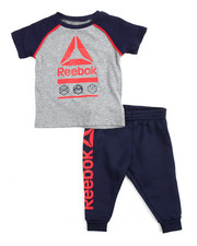 Sets - Icon Tee/ Jogger Set (Infant)