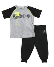 Sets - Lead With Speed Tee / Jogger Set (Infant)