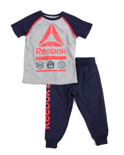 Sets - Icon Tee/ Jogger Set (2T-4T)