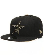 Snapback - 9Fifty Metallic Houston Astros Snapback