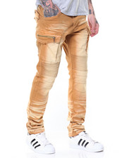 Jeans & Pants - Twill Cargo Pants
