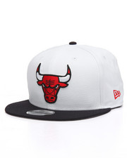 Snapback - 9Fifty Chicago Bulls Custom Hat