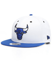 Snapback - 9Fifty Bright Royal Chicago Bulls Snapback
