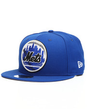 Snapback - 9Fifty Bright Royal New York Mets Snapback