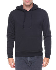 Men - Basic Pullover Fleece Hoodie