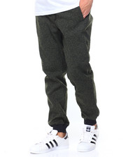 Men - Marled Fleece Joggers