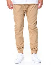Jeans & Pants - Twill Jogger Pants