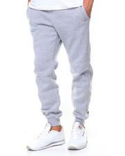 Sweatpants - Basic Fleece Jogger