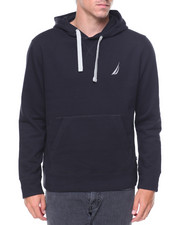 Men - Pullover Knit Hoody