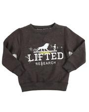 LRG - L/S Shotgun Crew Sweatshirt (4-7)