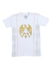 Short-Sleeve - S/S V-neck Graphic Tee (8-20)