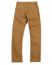 Sizes 8-20 - Big Kids - Stretch Color Moto Pants (8-20)
