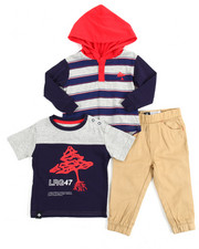 Sets - 3 Piece Knit Set (Infant)