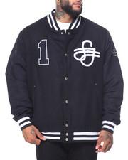 Sean John - Varsity Bomber Jacket (B&T)