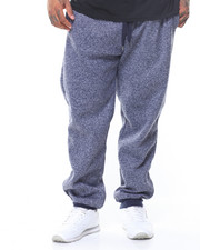Men - Marled Fleece Joggers (B&T)