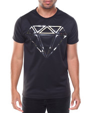 Men - Diamond 3D Foil S/S Tee