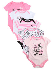 Sets - S/S 5 Pack Bodysuit (Infant)