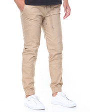 Pants - Dylan Newlie Twill Moto Jogger