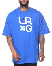 LRG - S/S LRG Stacked Tee (B&T)