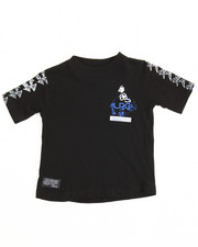 Short-Sleeve - S/S Dot Tee (2T-4T)