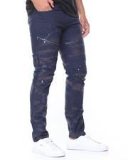 Jeans & Pants - Paint Splatter Moto Pant